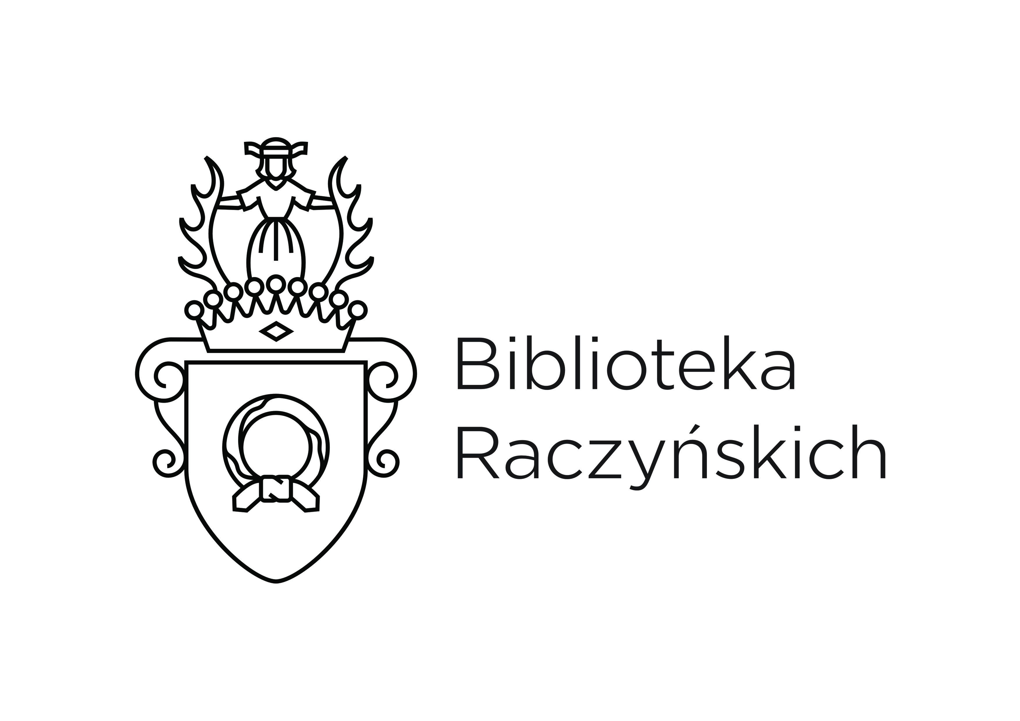 logo Biblioteki Raczyńskich