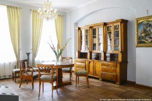 zdjęcie saloniku na pierwszym piętrze