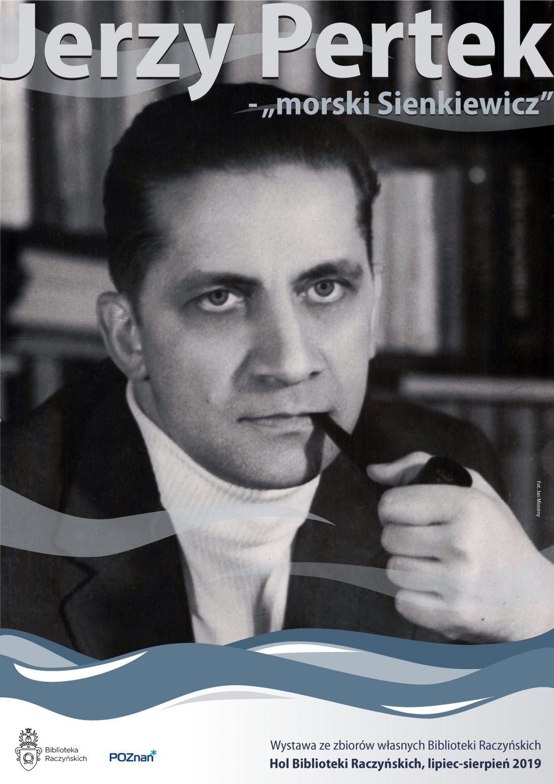 plakat Jerzego Pertka