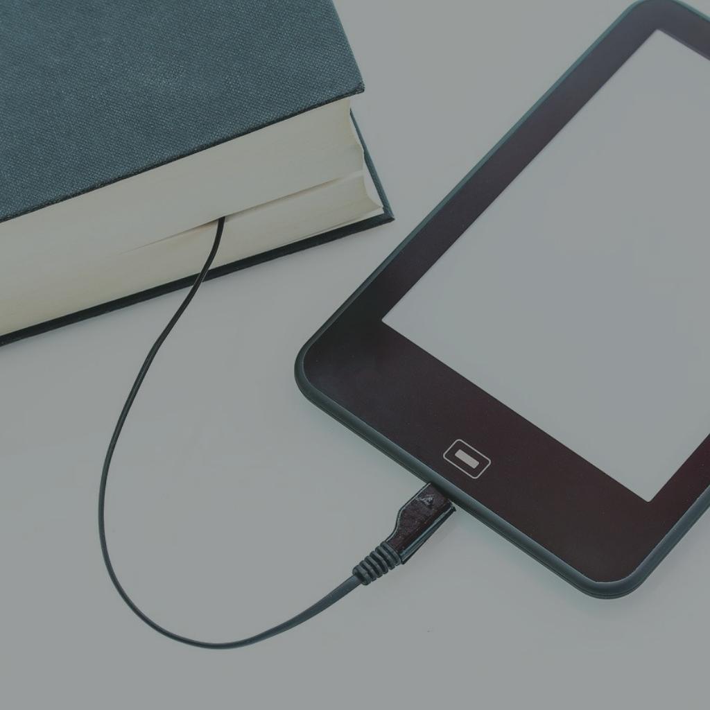 obrazek przedstawia czytanik ebooków