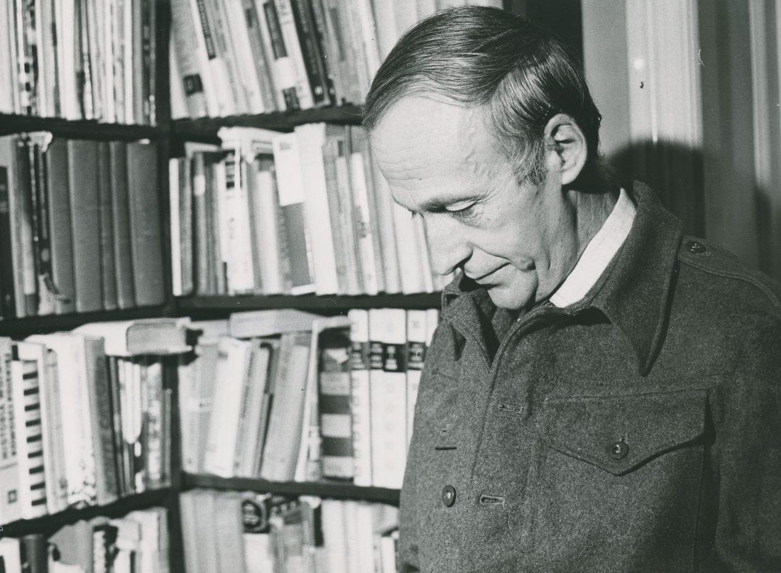 Przemysław Bystrzycki w 1974 roku