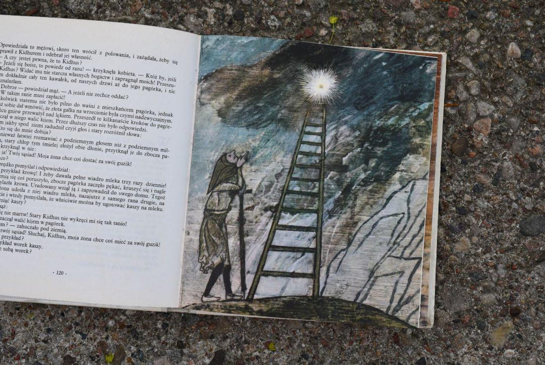 ilustracje  Janusza Strumiłły