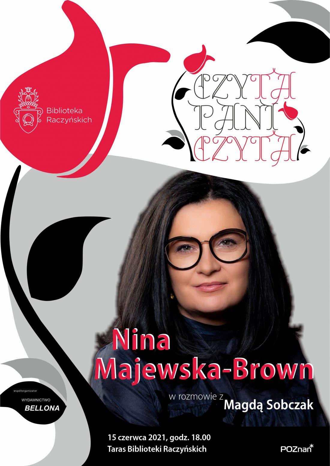 Spotkanie z Niną Majewską-Brow