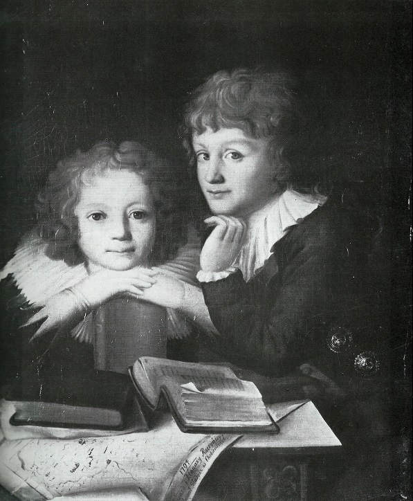 Portret Raczyńskich Jana Gładysza