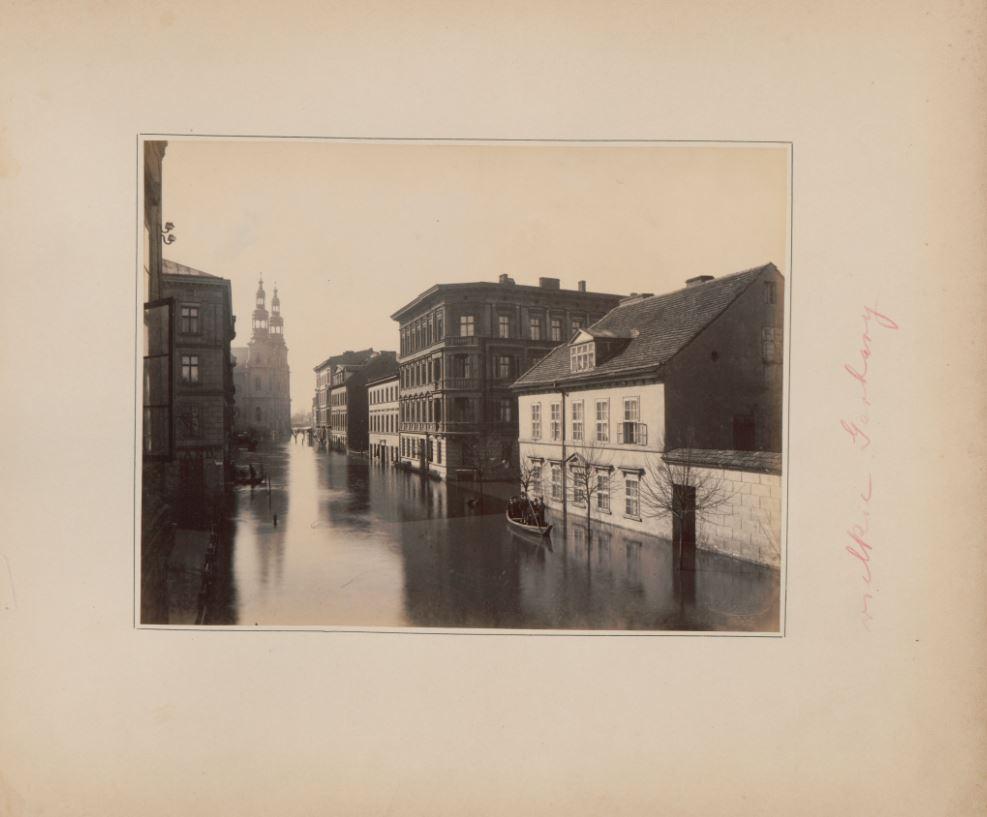 powódź w Poznaniu